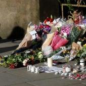 Luto en Mánchester por el atentado