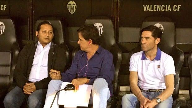 """Anil Murthy: """"El aficionado del Valencia es muy caliente y está enfadado, intentaremos cambiarlo"""""""