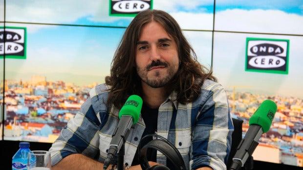 """Andrés Suárez: """"Saboreo este momento de éxito porque al principio cantaba sólo a los camareros, no iba nadie"""""""