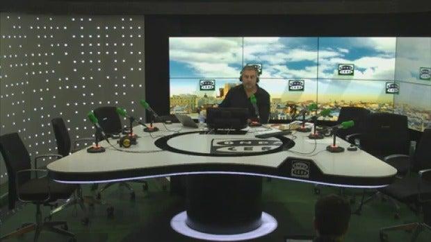 """Monólogo de Alsina: """"El referéndum no es un pulso a Rajoy sino a la sociedad española"""""""