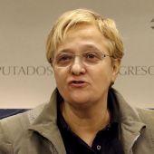 Ángeles Álvarez, portavoz de igualdad del PSOE en el Congreso