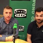 Frame 0.0 de: Edu Pidal y Fernando Burgos ven favorito al Real Madrid