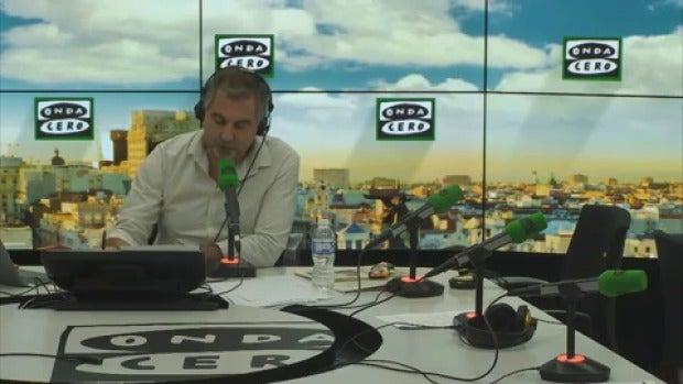 """Monólogo de Alsina: """"Tres gatillazos en una semana es para hacértelo mirar, Puigdemont"""""""