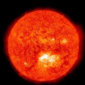 Imagen facilitada por la NASA del Sol
