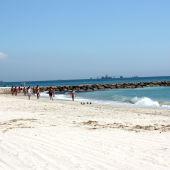 Playa de Almassora.