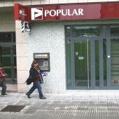 Una sucursal del Banco Popular