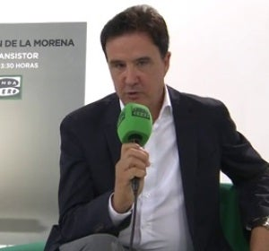 """José Ramón de la Morena: """"Me quedo con las sonrisas y las lágrimas de los niños de la Liga Promises"""""""