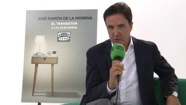 """José Ramón de la Morena: """"Me asombra la capacidad mercantil de Piqué para emerger en Madrid con la Copa Davis"""""""