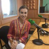 La escritora Carmen Posadas en Onda Cero Las Palmas