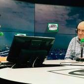 Lorenzo Sanz en El Transistor con José Ramón de la Morena