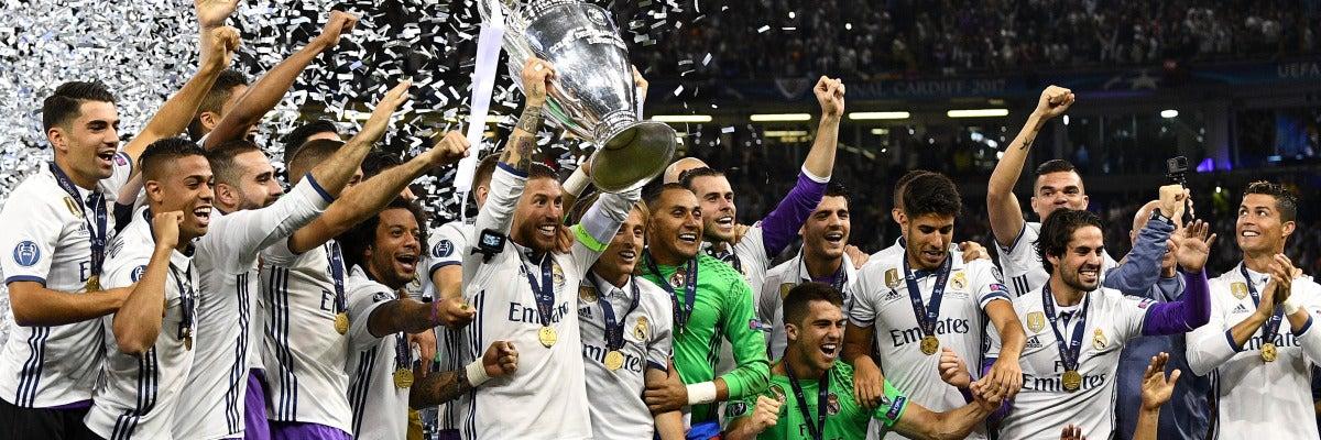 El Real Madrid gana su Duodécima Champions League