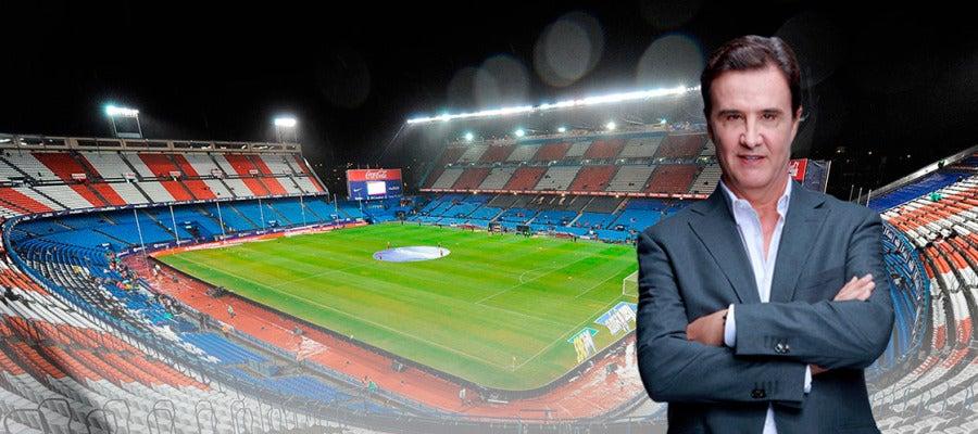 Programa especial de 'El Transistor' desde el Vicente Calderón