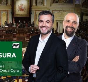 Especial Moción de Censura con los servicios informativos de Onda Cero