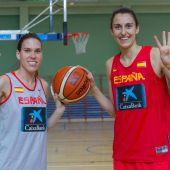 Anna Cruz y Alba Torres