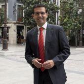 El alcalde de Granada, Paco Cuenca.