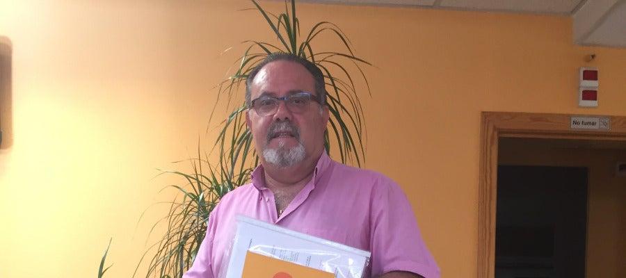 Ramón López Cabrera, presidente de la FAPA 'Gabriel Miró' de Alicante.