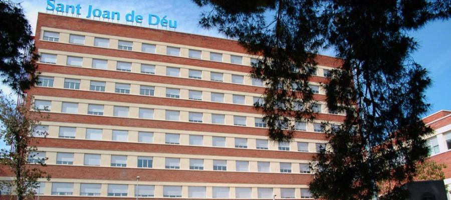 Imagen del hospital de Sant Joan Deu.