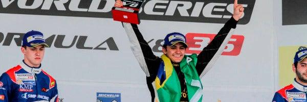 "Pietro Fittipaldi: ""Quiere ser campeón del mundo como mi abuelo"""