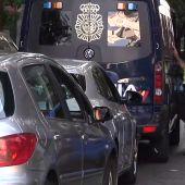 Yihadistas detenidos en Madrid