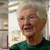 Johanna Quaas, la gimnasta más anciana del mundo