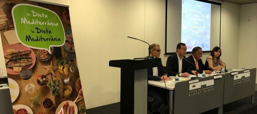 Presentacion del programa Diputación Provincial de Alicante.