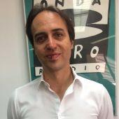 Álvaro Gijón pasa por los micrófonos de Onda Cero Mallorca por el caso Cursach.