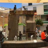 Plaza de la Constitución de Lanjarón