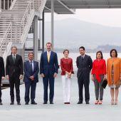 Inauguración del Centro Botín