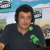 El periodista de Onda Cero, Alfredo Martínez.