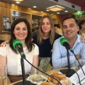 Ricardo Fra y Noelia López - directivos de Saraiva Pontevedra