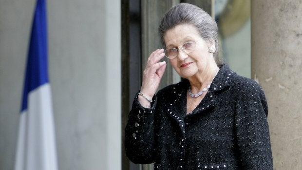 Mujeres con historia: Simone Veil, la primera presidenta del Parlamento Europeo