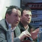 Juan Ramón Carrancio y David González