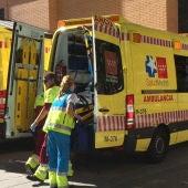 Trabajadores sanitarios de Emergencias Madrid (Archivo)