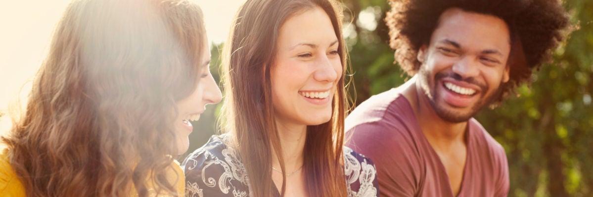 30ytantos: Estos son los beneficios de reírte
