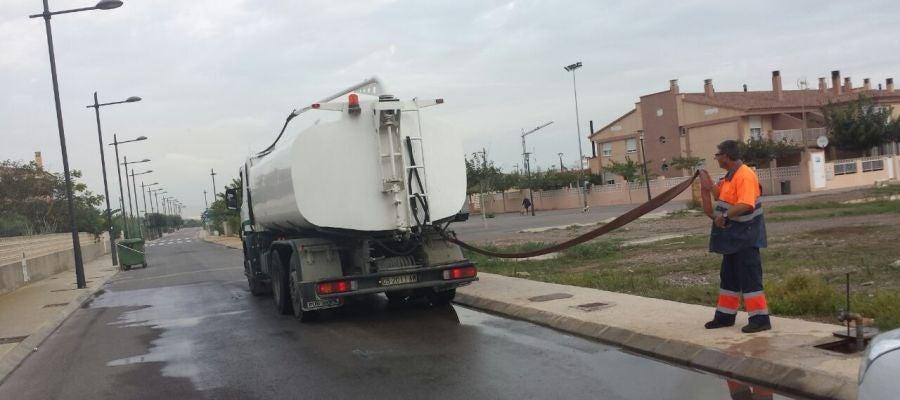 El nuevo contrato supondrá la ampliación del servicio de limpieza viaria