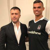 Pepe, nuevo jugador del Besiktas