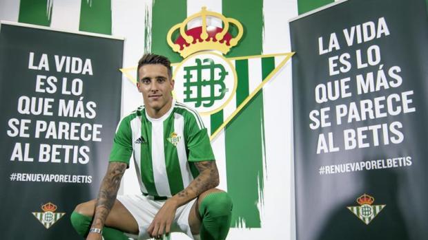 Tello se quedará en el Real Betis tras rechazar al Krasnodar y al Spartak de Moscú