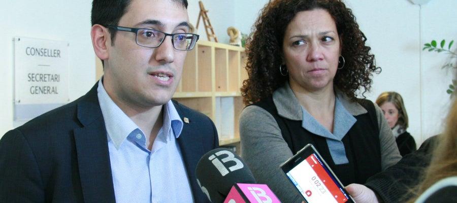 Iago Negueruela, conseller de Trabajo, valora los datos del paro