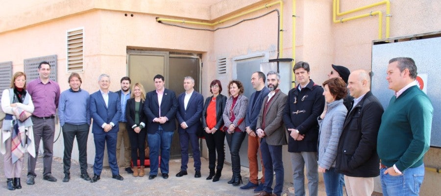 Ondacero radio el proyecto e use permite ahorrar for Piscina municipal castellon