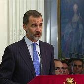 Felipe VI pide minimizar la incertidumbre de las empresas españolas ante el 'brexit'