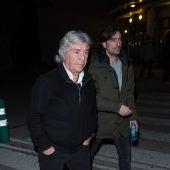 Ángel Nieto, paseando por la calle