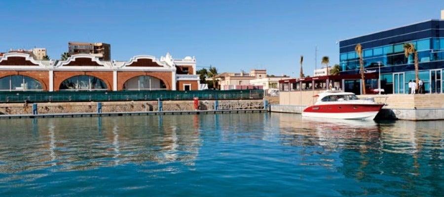 Foto de archivo del puerto deportivo de Castellón