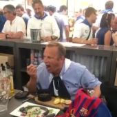 Se come una rata tras apostar que el Barcelona no conseguiría remontar ante el PSG