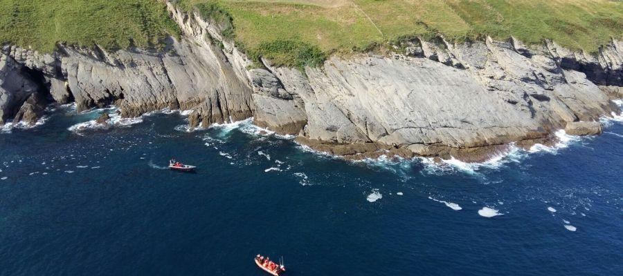 Localizado el cuerpo sin vida del buceador desaparecido en Islares