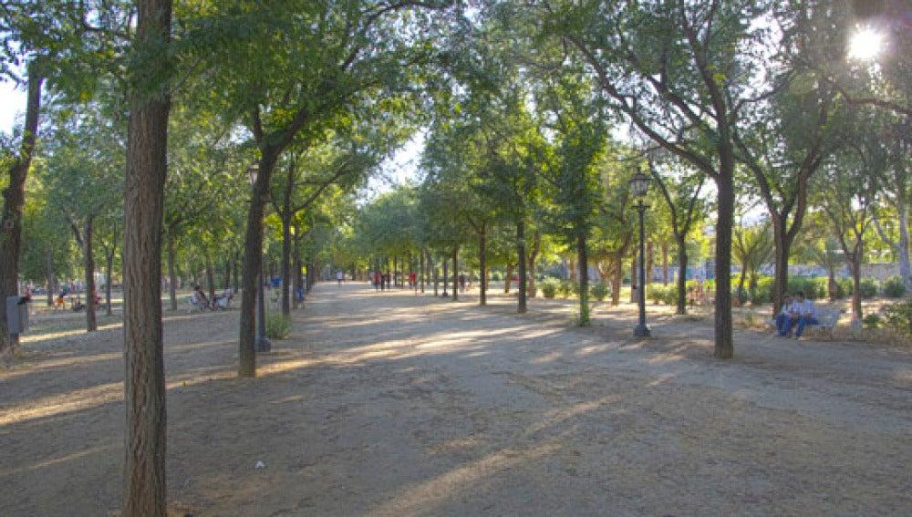 Parque Amate de Sevilla