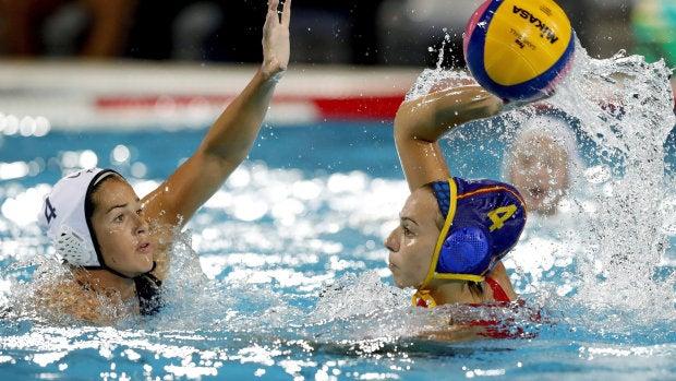 España y EEUU disputan la final del Mundial de waterpolo