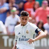 Óscar Rodríguez, capitán del Juvenil A del Real Madrid
