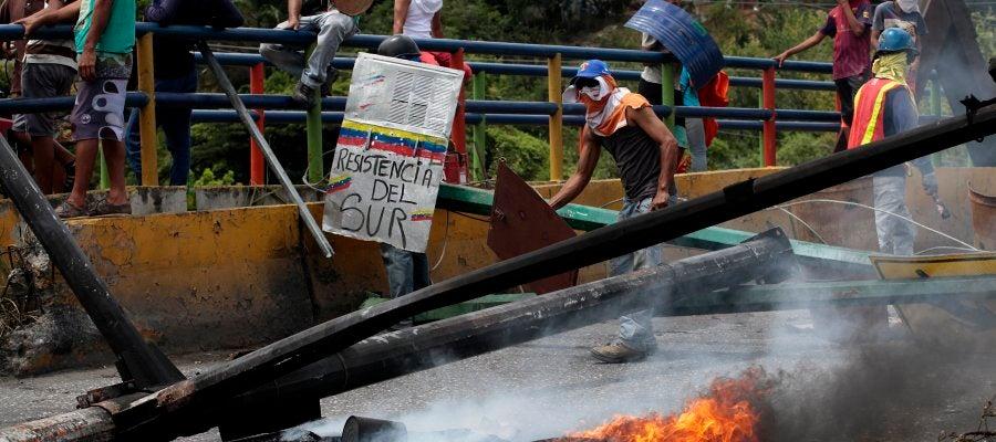 Ascienden a 5 los muertos en la jornada de votación de la Constituyente en Venezuela