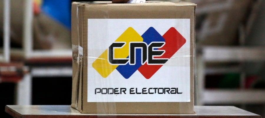 La oposición venezolana cifra en un 7 -por ciento los votantes de la Constituyente