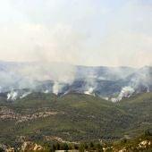 El incendio de Yeste.